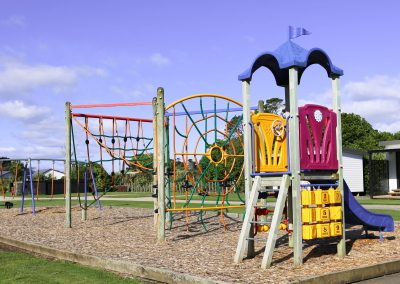 Playground Kai Iwi Beach Holiday Park